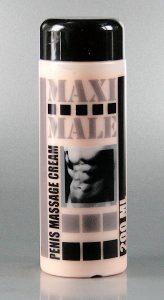 Maximale Penismassage Cream