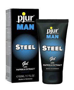 Pjur Man Steel Penisgel