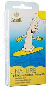 Amor Nature Kondome 12er