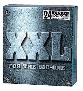 Secura XXL Kondome 24 Stück