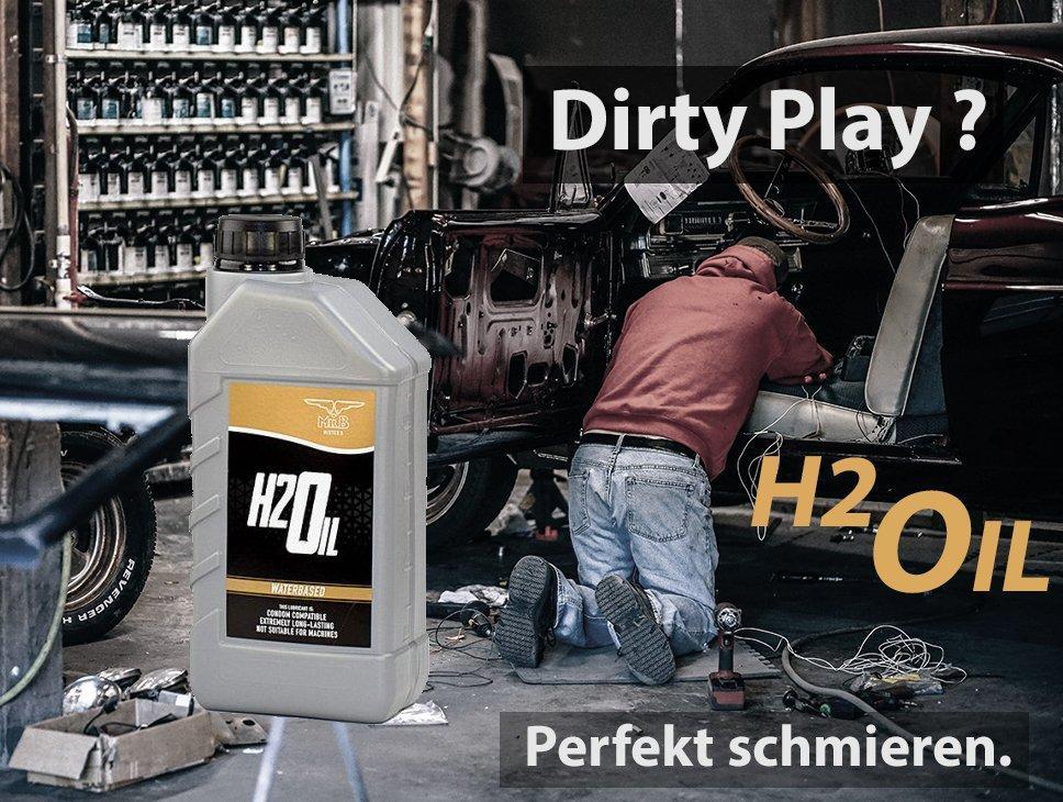 H2Oil Gleitgel Mister B