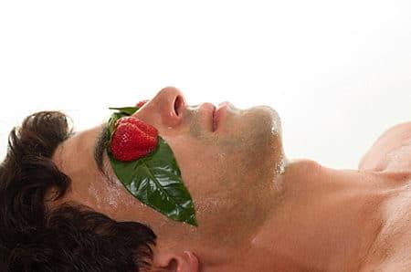 Hautpflege für den Mann mit Aloe Vera Premium Gel
