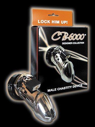 CB-6000 Male Chastity Device