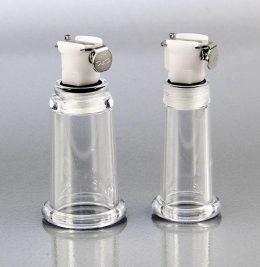 Brustwarzenzylinder in zwei Größen